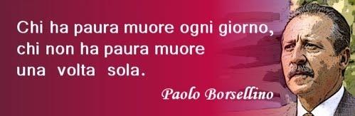 Paolo borsellino un eroe contro la mafia - Pinelli una finestra sulla strage ...