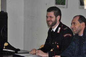 Comandate Stazione dei Carabinieri di Ciminna, Maresciallo Marco Ranno foto agoraciminna