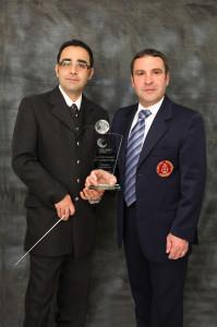 Foto con trofeo modificata